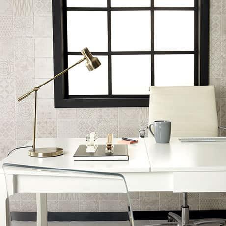 Room Scene of White Ash - Tile by Daltile