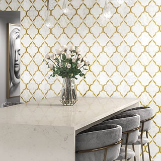 Modern Arabesque Tile Daltile