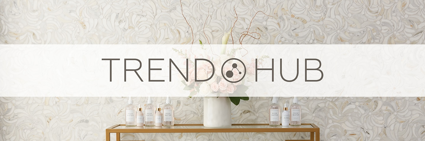 Trend Hub The Latest Tile Trends Designs News Amp More