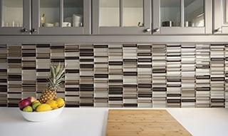 Daltile\'s Glass Backsplash Tile Adds Modern Flair To Any ...