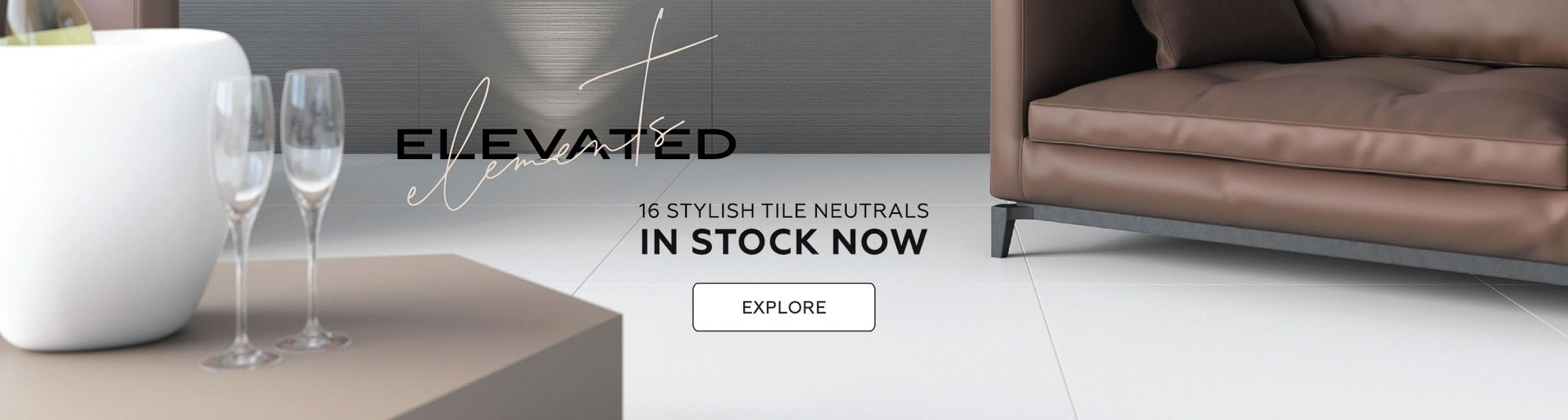 Elevated Elements by Daltile: 16 Stylish Tile Neutrals IN STOCK NOW