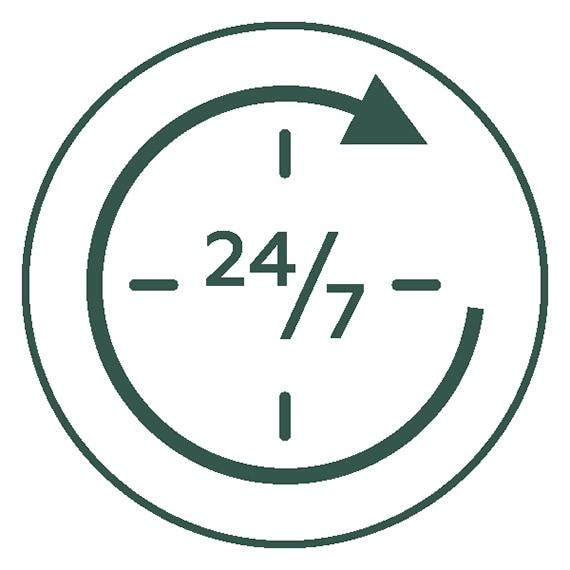 Active 24 / 7