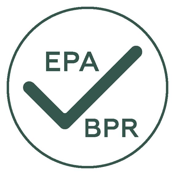 Safe to Use. EPA, BPR.