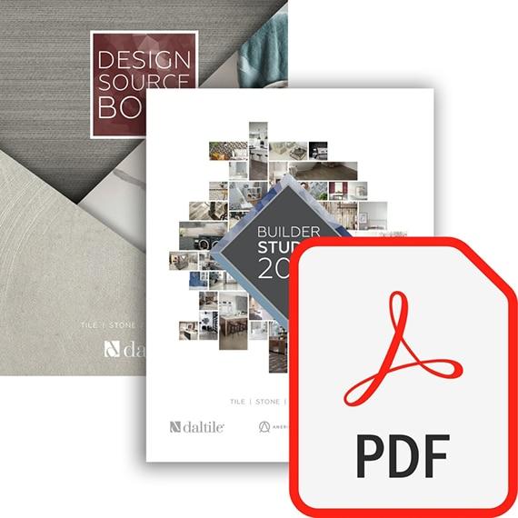 Design Source Book. Tile, Stone, Countertops by Daltile.