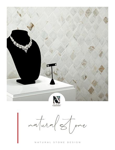 Natural stone by Daltile. Natural stone design.