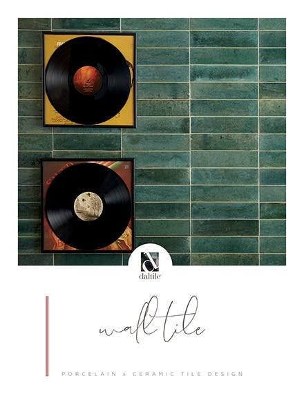 Wall tile by Daltile. Porcelain and ceramic tile design.