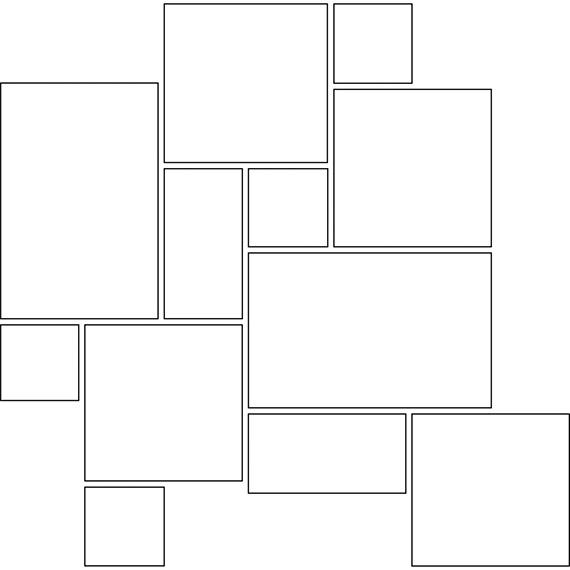 Standard Versailles tile pattern guide
