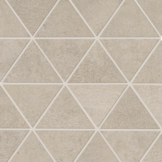 Daltile Mosaic Chord in Cannon Grey CH22