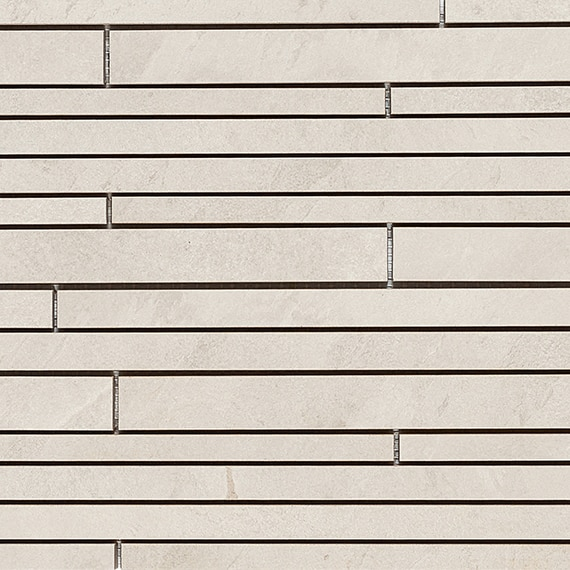 Daltile Mosaic Delegate in Off-White DL25
