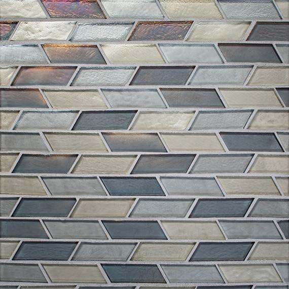 Daltile Mosaic Illuminary in Radiance Blend IL97
