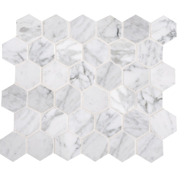 DTN_M701_Hexagon_CarraraWhite_swatch